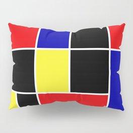 Mondrian #49 Pillow Sham