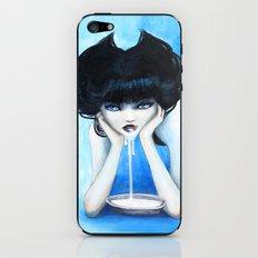 Selina the Cat Girl iPhone & iPod Skin