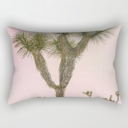 Joshua Tree iii - Surreal Desert Set Rectangular Pillow