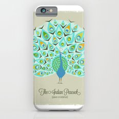 The Indian Peacock Slim Case iPhone 6s