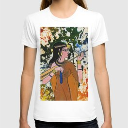 The Egyptian Enchantress by Michael Moffa T-shirt