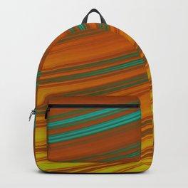 Orange Blast Backpack
