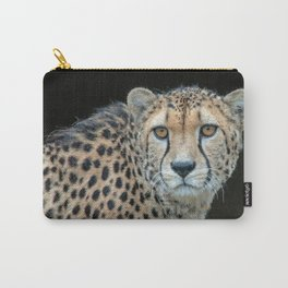CHEETAH GAZE Carry-All Pouch