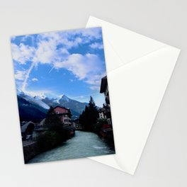 The French Village Stationery Cards