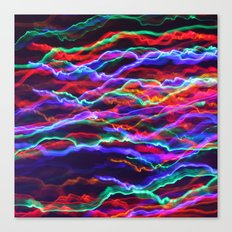 Electrify Canvas Print
