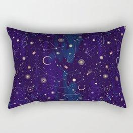 Night of a Thousand Moons Rectangular Pillow