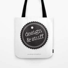 Design and Stuff Tote Bag