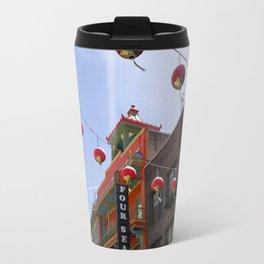 China Town San Francisco Travel Mug
