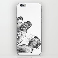 snatch iPhone & iPod Skins featuring snatch by BzPortraits