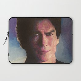 The Vampire Diaries: Damon Salvatore Laptop Sleeve