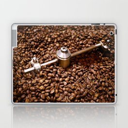 Freshly roasted coffee beans Laptop & iPad Skin