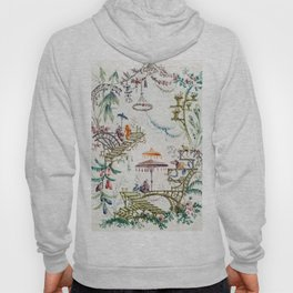 Enchanted Forest Chinoiserie Hoody