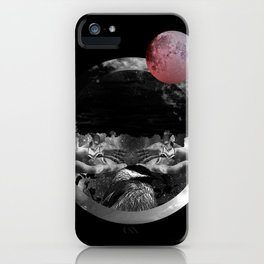 Echo the sun iPhone Case