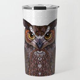 Great Horned Owl 2016 Travel Mug