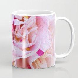 Strawberry Blonde Camellia Coffee Mug