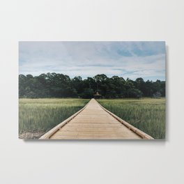 What Path are you on? Metal Print