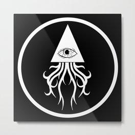 Hail Eye'dra Metal Print