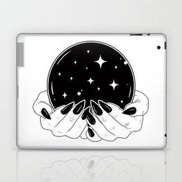 Crystal Ball Laptop & iPad Skin