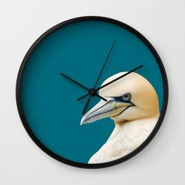 Gannet Wall Clock