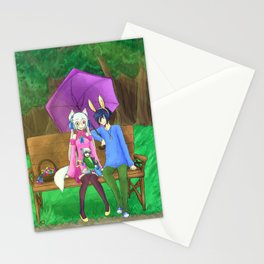 Spring Cuties Stationery Cards