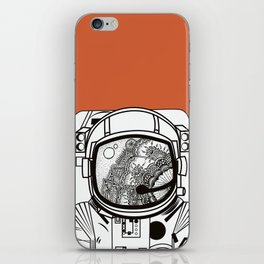 Searching for human empathy 1 iPhone Skin
