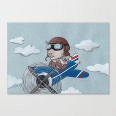aviator Canvas Print