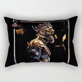 The Irish King Rectangular Pillow