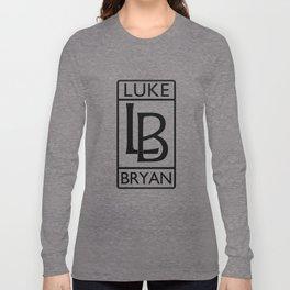 Luke Bryan Rolls Royce Symbol Long Sleeve T-shirt