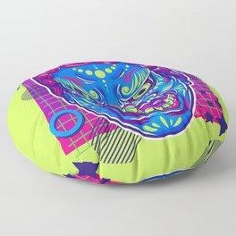 Neon Noh - Fudo Floor Pillow