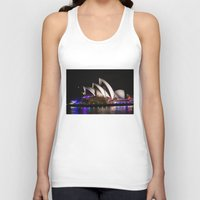 australia Tank Tops featuring Australia by lcouch