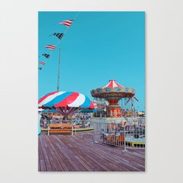By the Sea side Canvas Print