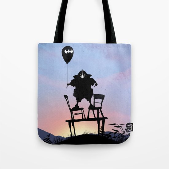 Bane Kid Tote Bag