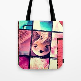 Sweet Doll Tote Bag