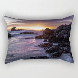 Let The Beautiful Wash Over You Rectangular Pillow