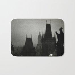 Gothic Nights ~ Praha Bath Mat