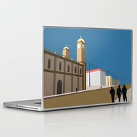 mexico Laptop & iPad Skins featuring Mexico by Hanniban