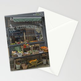 The Deli. Stationery Cards