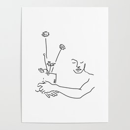 My flowers Poster