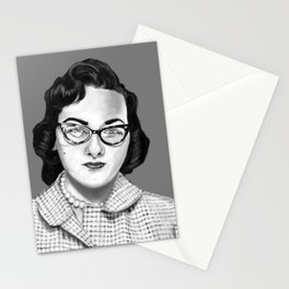 Vintage Photo Booth Babe #2 Stationery Cards