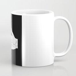 Peace Love and Rock N Roll Coffee Mug