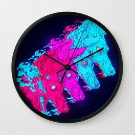P L U N G E Wall Clock