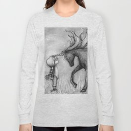 Enchantment of the Unicorn Long Sleeve T-shirt