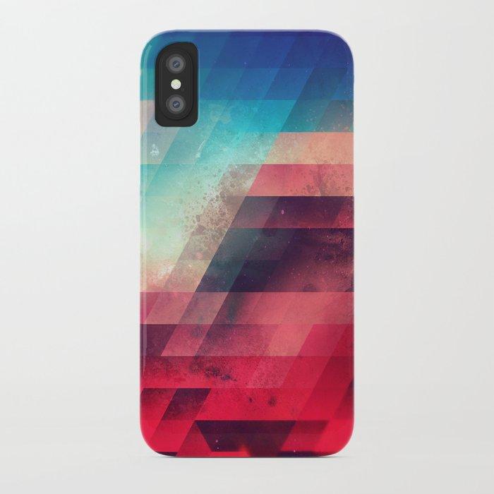 skylyyn crysh tyst iPhone Case