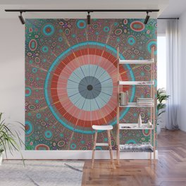 Fractory: Space Odyssey Series -The Big Eye Wall Mural