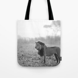 King Of The Plains Tote Bag
