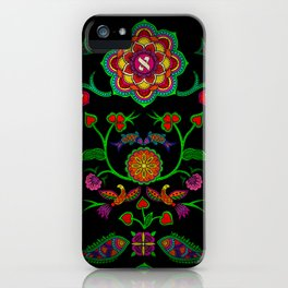 The fruit of Love iPhone Case