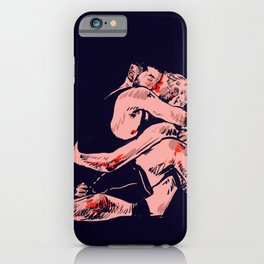 In your arms iPhone Case