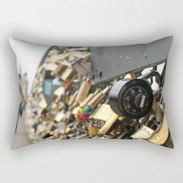 Lover's Bridge Rectangular Pillow
