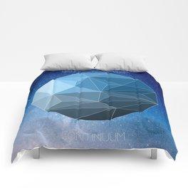 Continuum Space Comforters