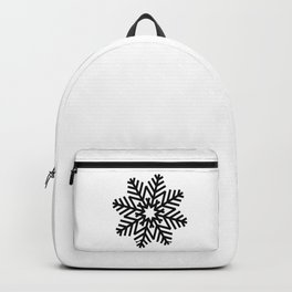 Christmas Trees and Snow Backpack